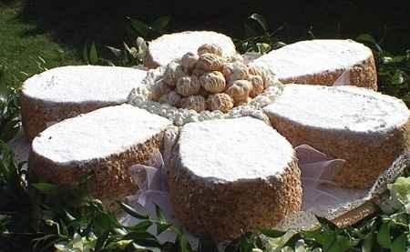 Torta Nuziale Classica 2