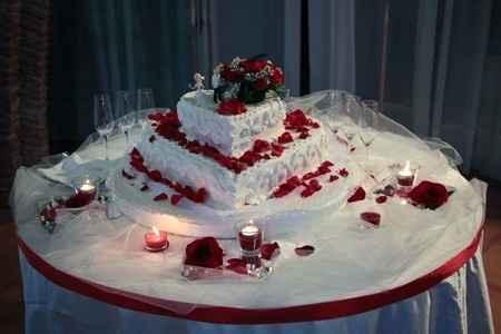 Torta Nuziale Classica 5