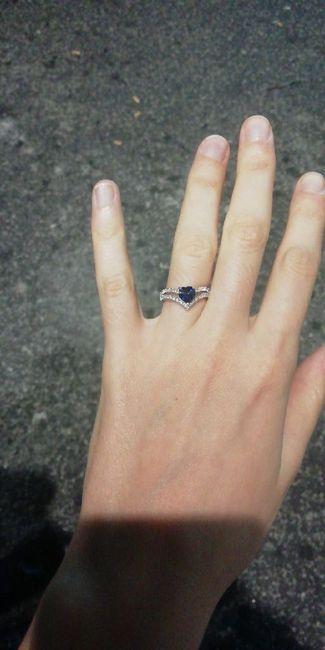 Foto anello proposta 😍💍💕🙈 - 1