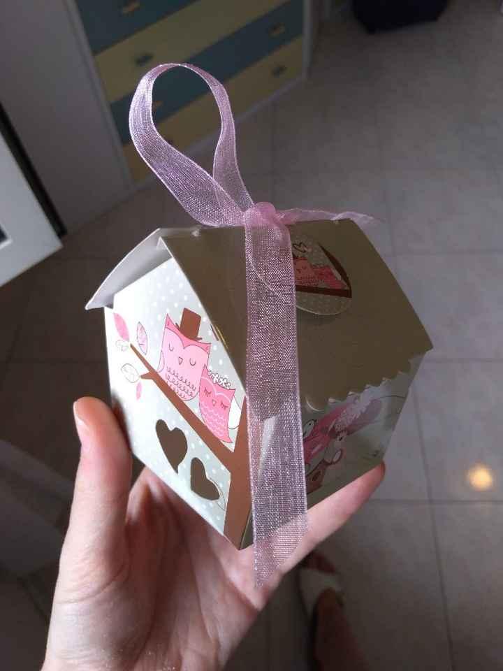 Aggiornamento scatolina confettata - 2
