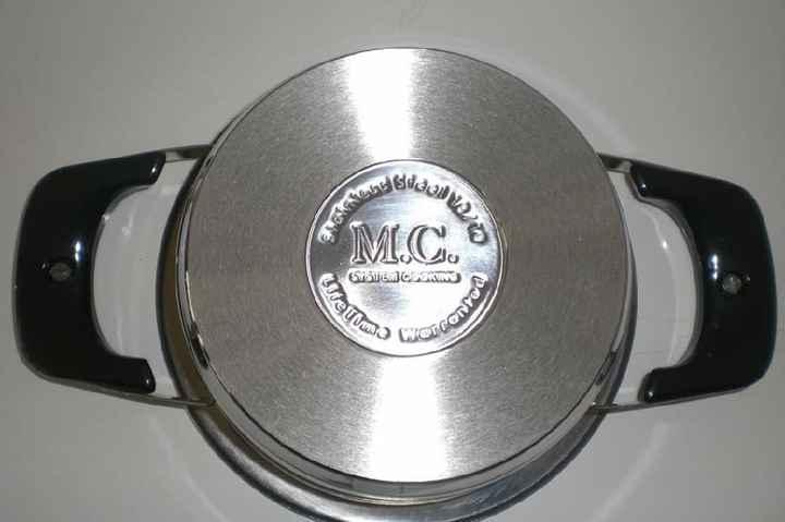 Batteria di pentole mc - 1