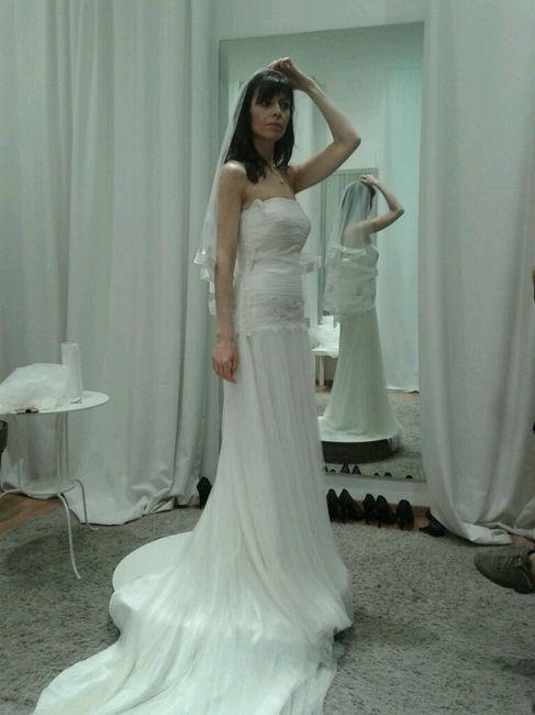 Il tuo abito da sposa a quale gruppo appartieni pagina - Primo letto sposa ...