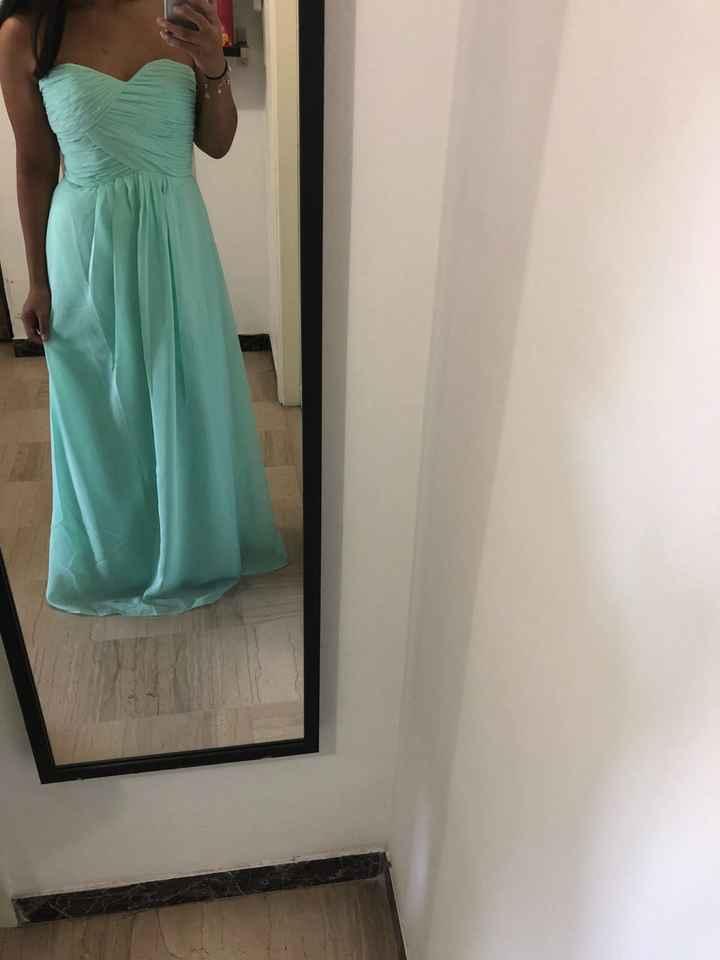 Vestito damigelle - 1