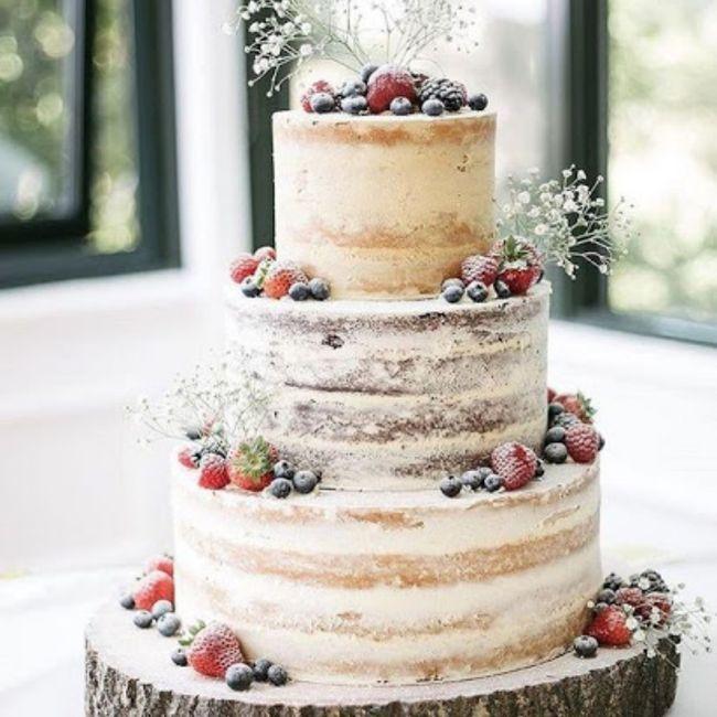 Torta nuziale - 1