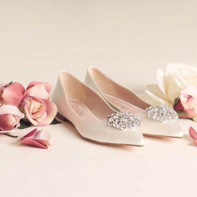 Scarpe sposa 🥰❤️ 7