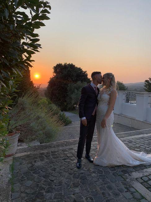 Finalmente marito e moglie ❤️ - 3