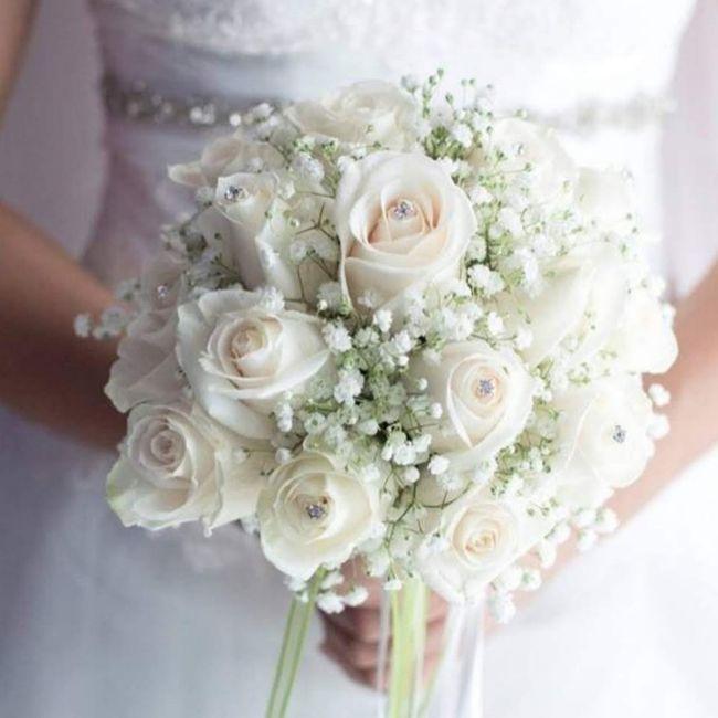 Bouquet a cascata 2