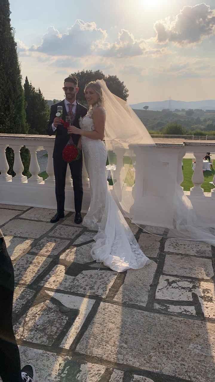 Finalmente marito e moglie ❤️ - 4