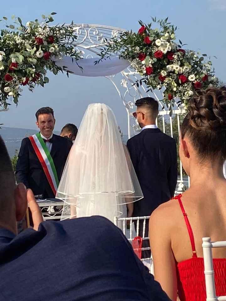 Finalmente marito e moglie ❤️ - 8