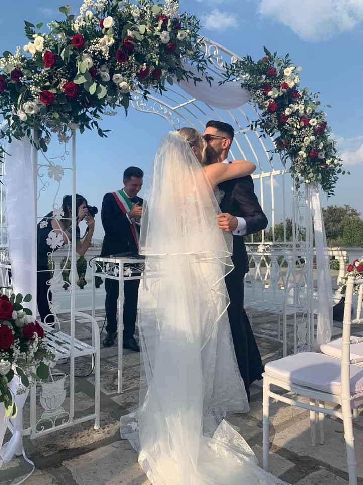 Finalmente marito e moglie ❤️ - 10