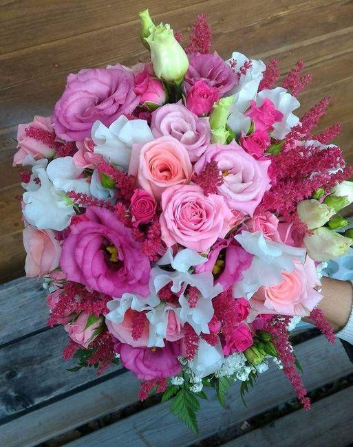 Bouquet sposa 🌸 - 1