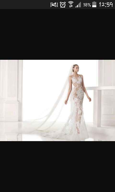 L'abito da sposa che non indossereste mai... - 4