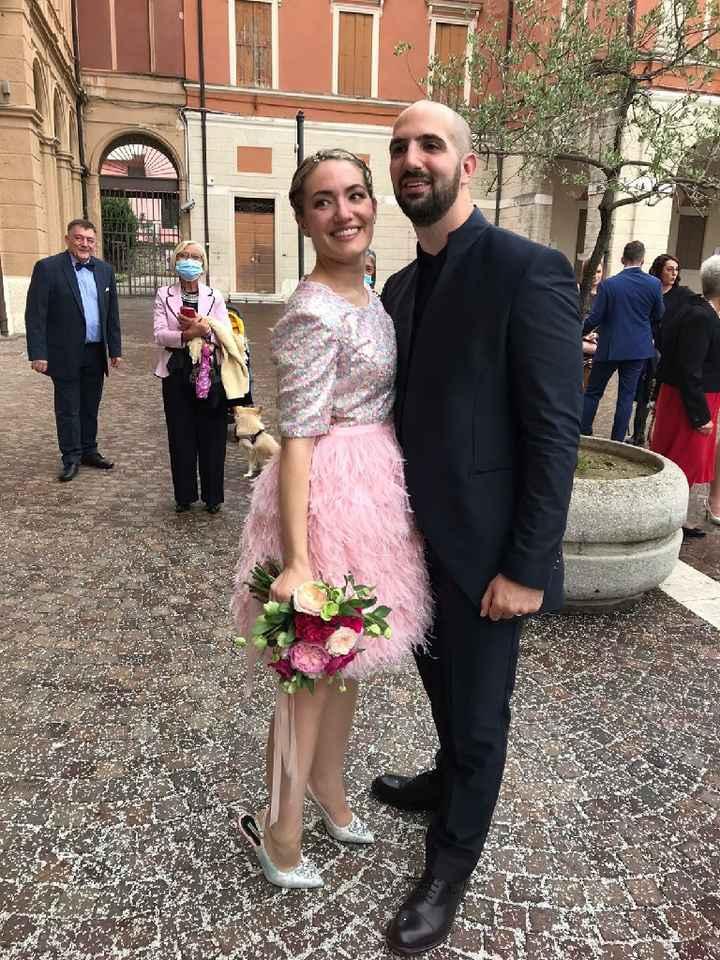 Primo giorno da sposati - 1