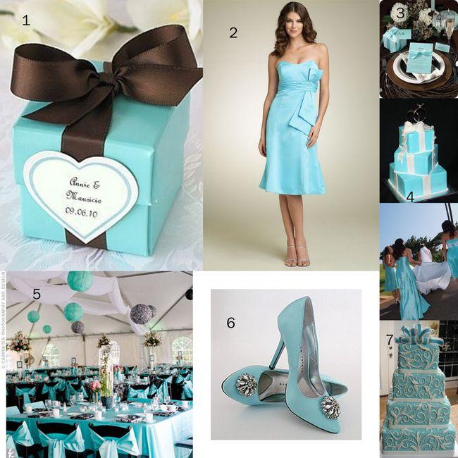 Matrimonio Colore Azzurro Tiffany : Colore matrimonio in autunno organizzazione