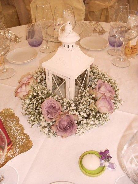 Ben noto Consiglio addobbo tavoli glicine - Ricevimento di nozze - Forum  WS23