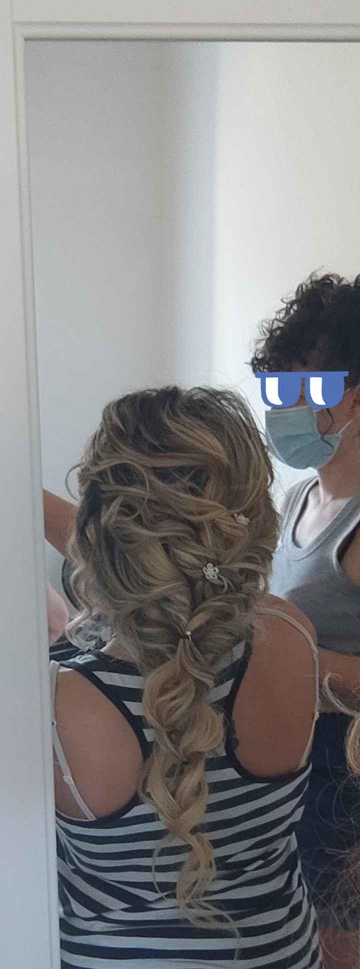 Prova trucco e capelli 😍 - 1