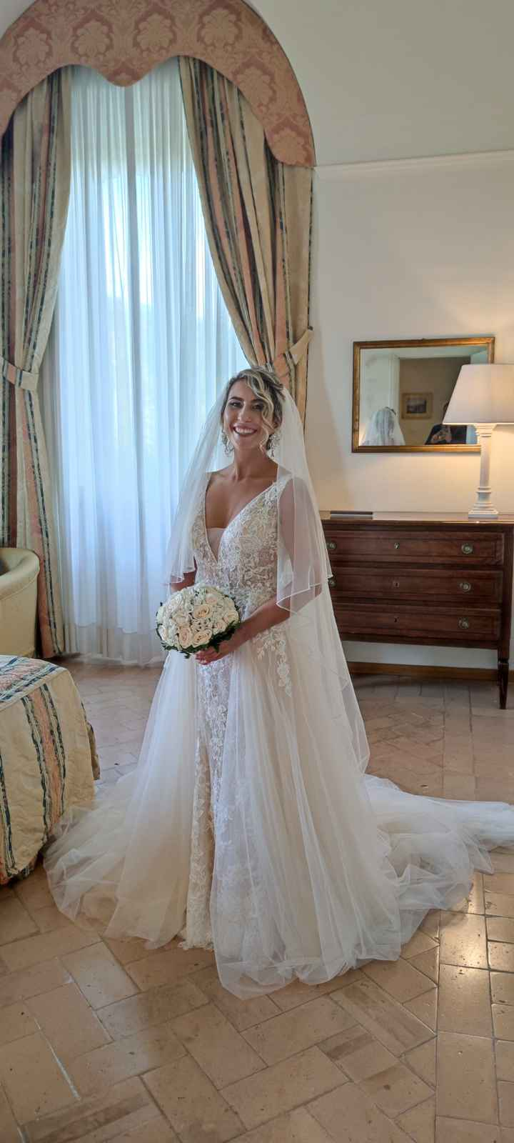 Abito da sposa dual dress - 1