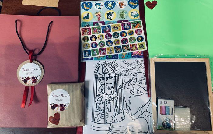 Le mie wedding bag 😍 1