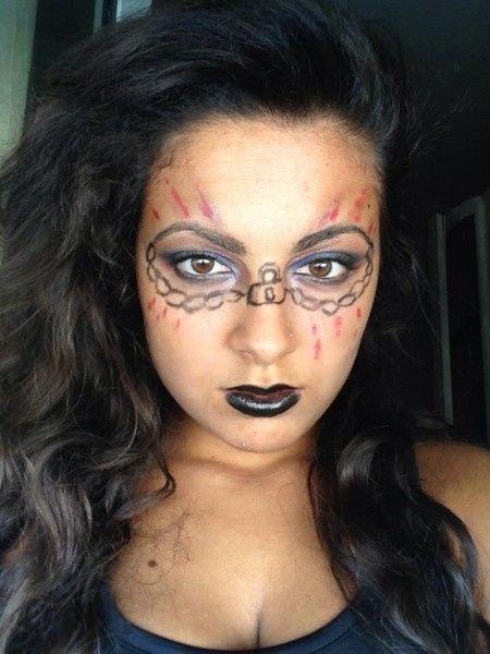 Trucco dark dark lady