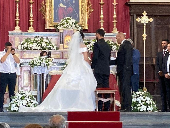 Sposi che sono convolati a nozze durante il Covid-19: lasciate qui i vostri consigli! 👇 38