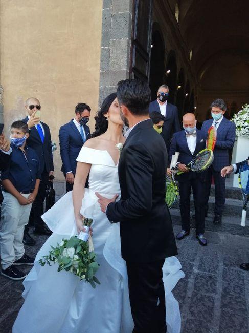 Sposi che sono convolati a nozze durante il Covid-19: lasciate qui i vostri consigli! 👇 39
