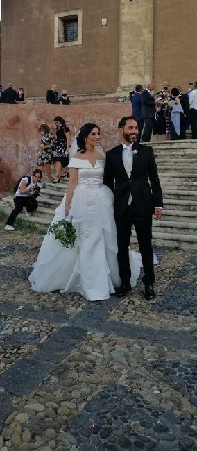 Sposi che sono convolati a nozze durante il Covid-19: lasciate qui i vostri consigli! 👇 40