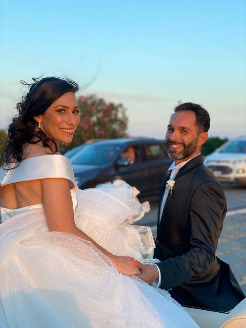 Sposi che sono convolati a nozze durante il Covid-19: lasciate qui i vostri consigli! 👇 41