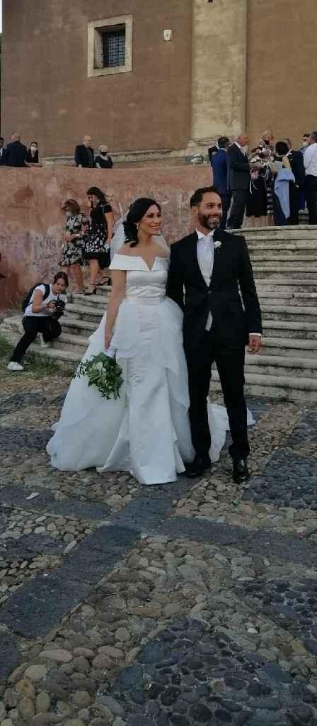 Sposi che sono convolati a nozze durante il Covid-19: lasciate qui i vostri consigli! 👇 - 5
