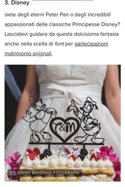 Matrimonio a tema.. 2