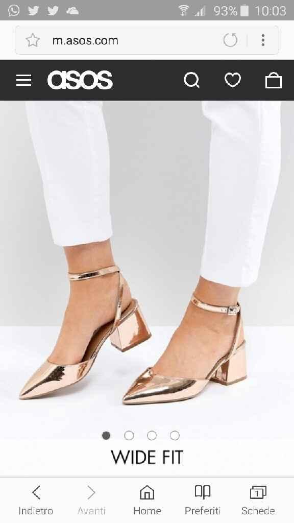 Cambio scarpe e cambio colore.. - 1