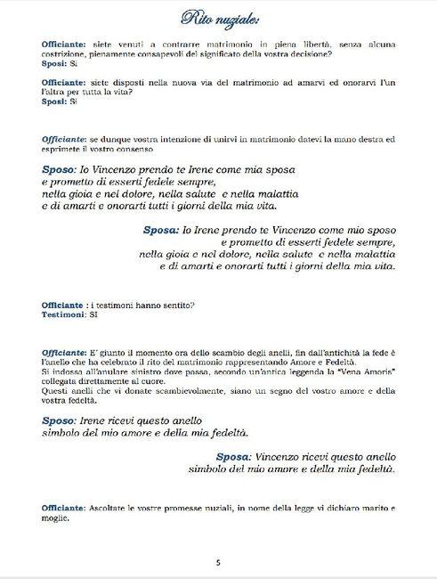 Libretti Matrimonio Rito Romano : Libretti matrimonio civile rito della luce🔚⏳ cerimonia