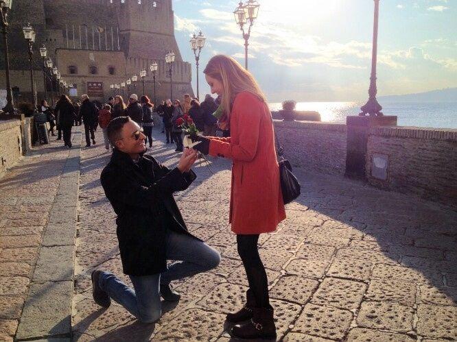 Come vi ha fatto la proposta? - 1