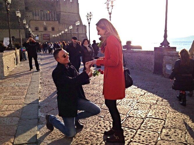 Come vi ha fatto la proposta? - 2