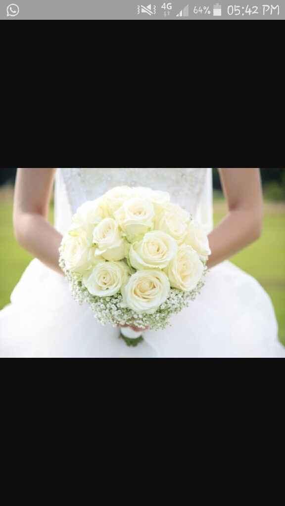 Matrimonio bianco con accenni tiffany - 1