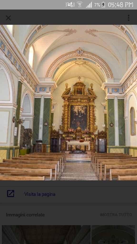 La mia chiesa.... - 2