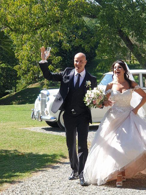 Sposi che sono convolati a nozze durante il Covid-19: lasciate qui i vostri consigli! 👇 67