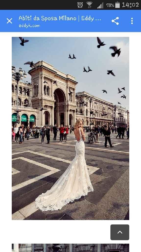 Desidero questo abito da sposa - 1