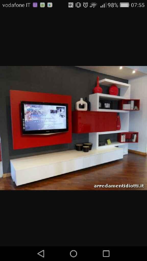Consiglio abbinamento parete vs mobili - 3