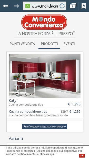 Prezzi cucina penisola mondo convenienza vivere insieme - Mondo convenienza cucine opinioni ...