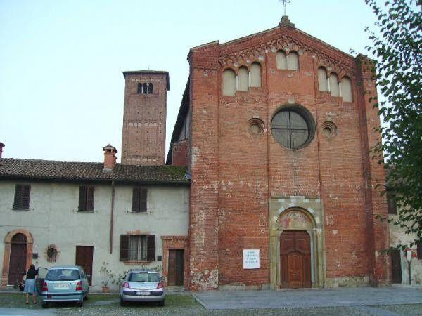 San Lanfranco Pavia
