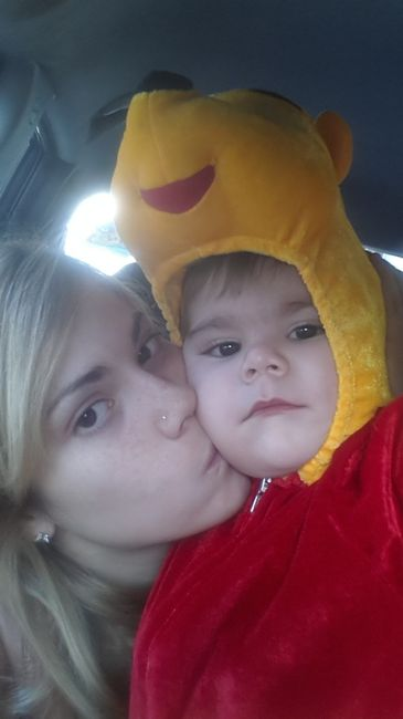 Il primo carnevale di mio figlio - 2