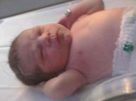La nascita del proprio figlio  - 1