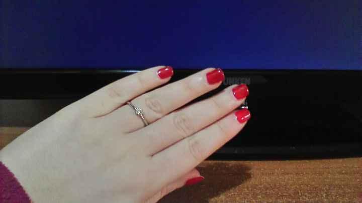 il mio anello :-)