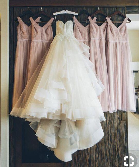 e81387c8389d grucce per i vestiti delle damigelle - Organizzazione matrimonio ...