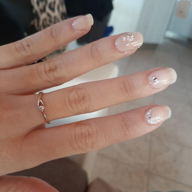 unghie sposa 12