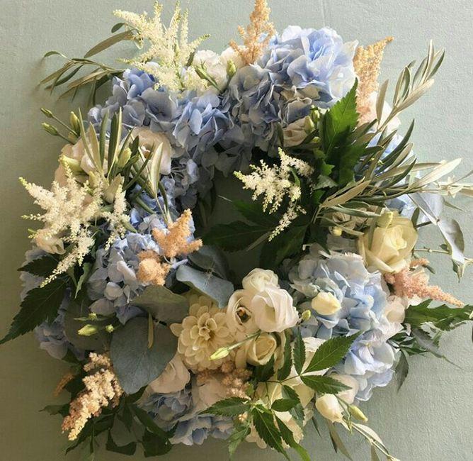 Matrimonio Bianco E Azzurro : Azzurro polvere e bianco organizzazione matrimonio