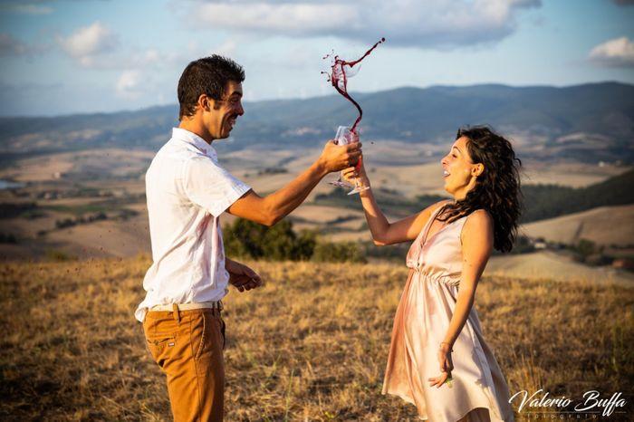 Sessione fotografica per matrimoniale? 3