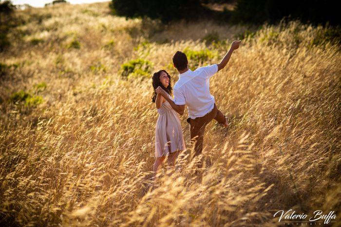 Sessione fotografica per matrimoniale? 1