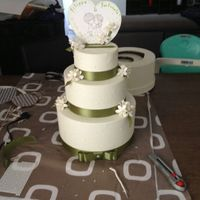 La mia torta portabuste - 1