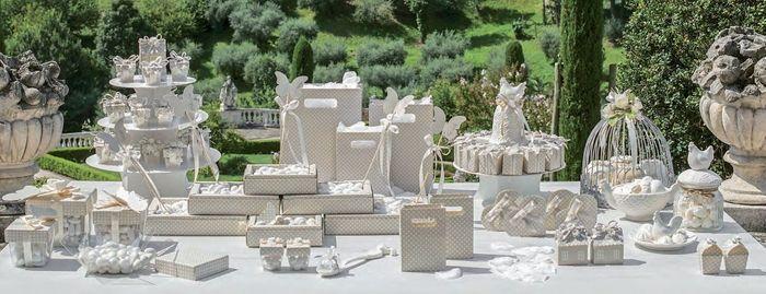 Confettata dove quando e perch ricevimento di nozze - Confettata matrimonio a casa ...